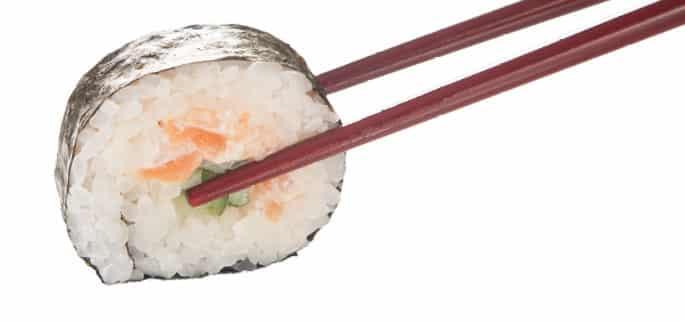 Суши Сьомга 6 броя