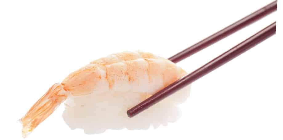 Суши Скарида 2 броя