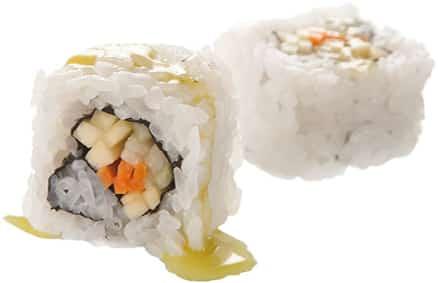 Суши Вегетарианско с манго 4 броя