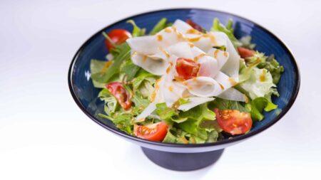 японска кухня - салата