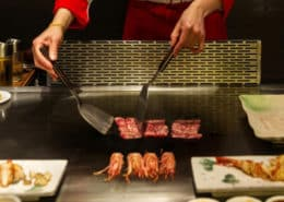 японско или аериканско суши да похапнем