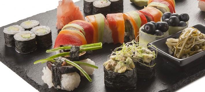Суши - здравословна храна