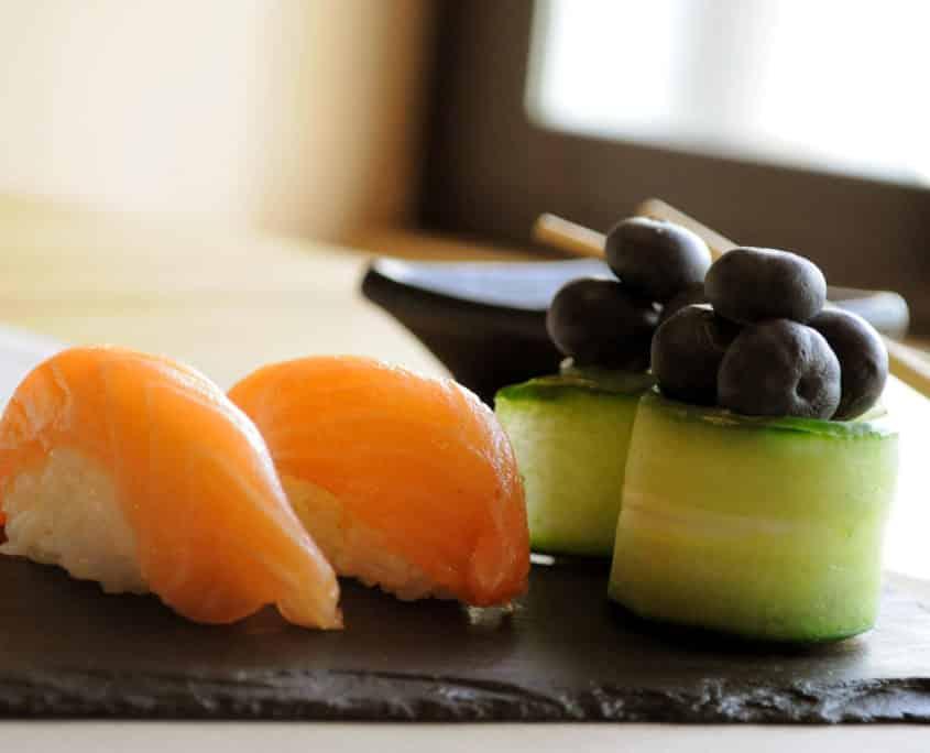 суши сет в Edo Sushi