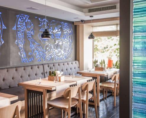 Суши и Тепаняки ресторант в София