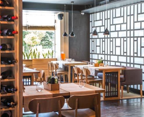 суши ресторант Раковски