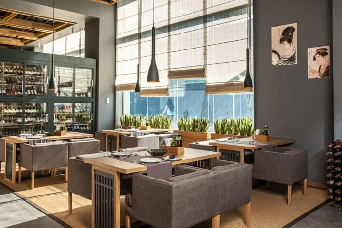 Суши ресторант