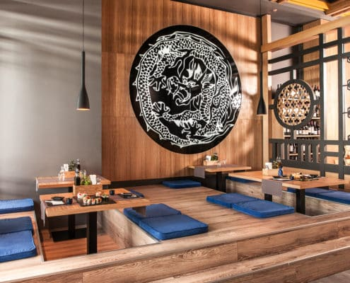 Традиционна японска маса