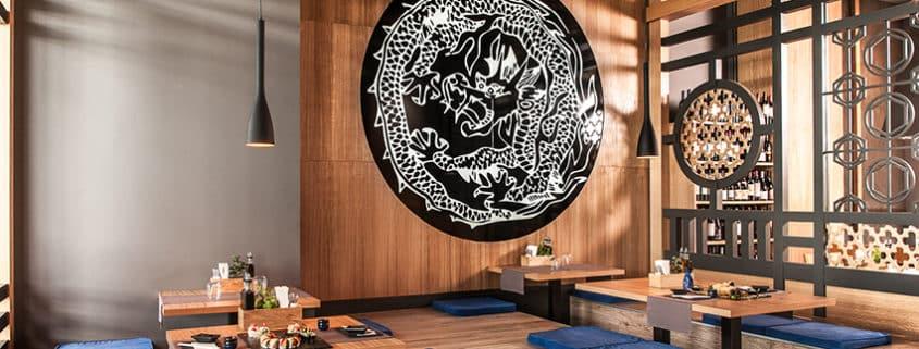 японски ресторанти