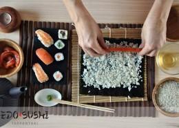 японско или аериканско суши